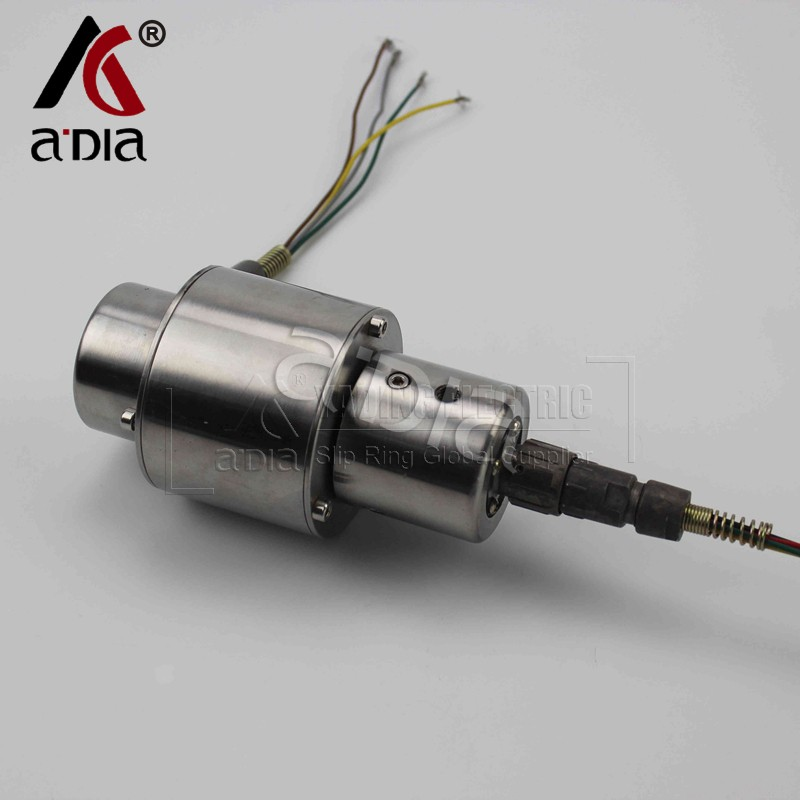 high technique non standard slip ring with flange oem welcome
