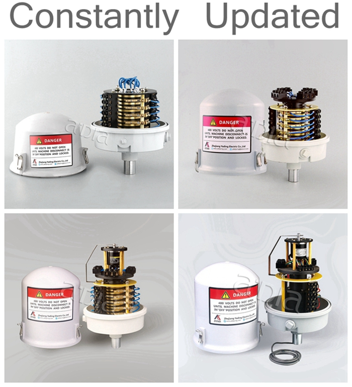 slip ring constantly updated
