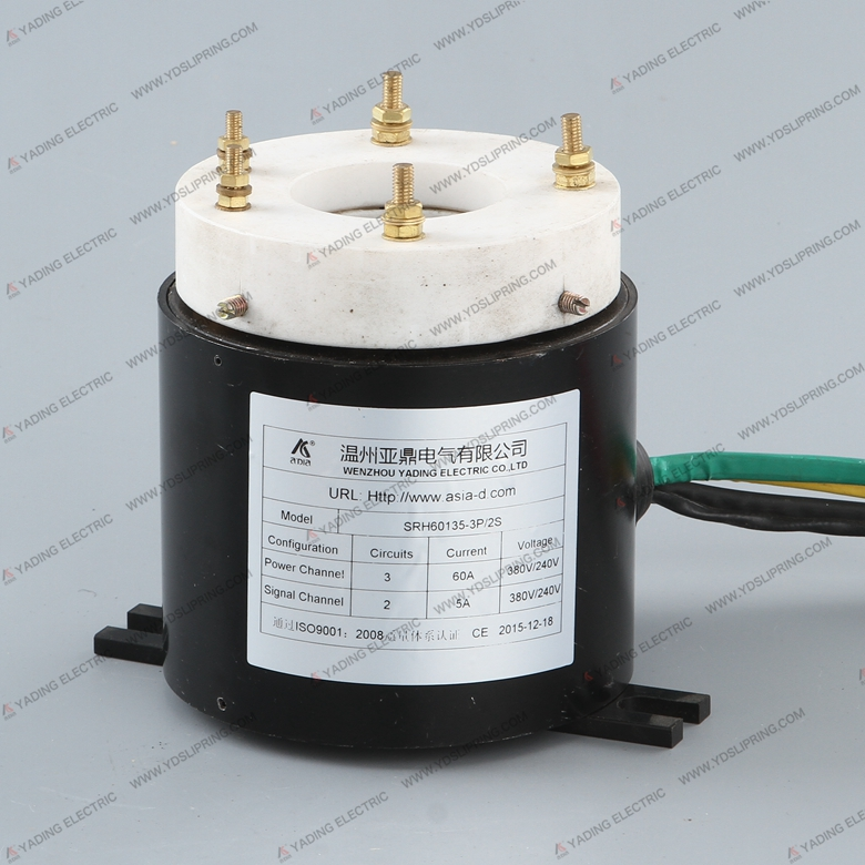 High Temperature Slip Ring